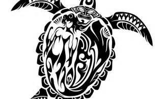 Tribal Sea Turtle Tattoo Designs