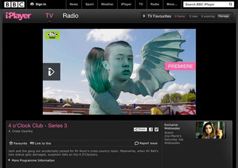 Social Layer Added To Iplayer, Itv Player And 4od