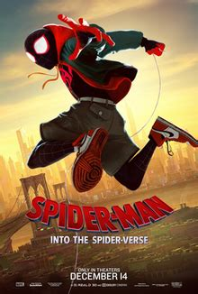 spider man   spider verse wikipedia