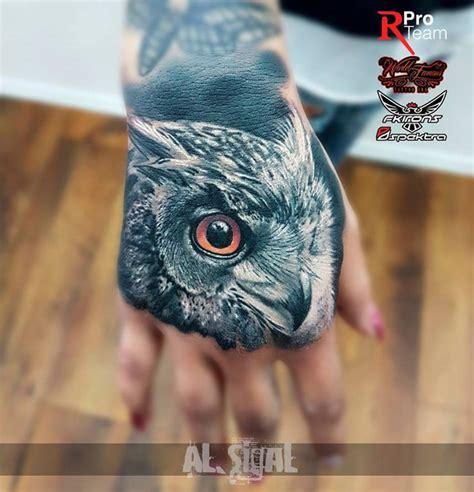 evil wolf tattoo  girls hand  tattoo design ideas