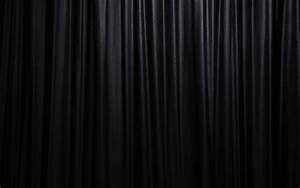 Black curtain wallpaper 17296 for Black curtains texture