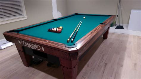 New Pool Room With A 9' Diamond Pro Am Pool Table. Sevis Help Desk Number. Lilac Desk Chair. Lucite Side Table. Drawer Pulls For Kitchen Cabinets. Silver Drawer Knobs. Loft Bed With Desk Plans. Sitting Correctly At A Desk. Ikea Slim Desk