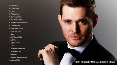 25+ Best Ideas About Michael Buble Greatest Hits On