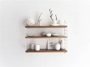String Regal Weiß : string pocket wei in 2019 shelves decor regal deko ideen ~ Eleganceandgraceweddings.com Haus und Dekorationen