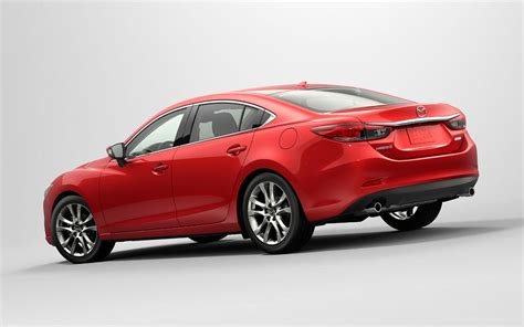 Mazda 6 2014 35 Car Hd Wallpaper