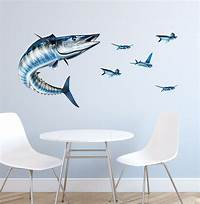 trending fish wall decals fish wall decals – Home Decor