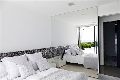 Bedroom Mirrors by Mirror Wall Bedroom Interior Design Ideas