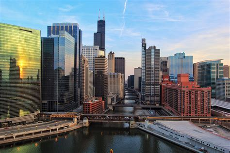 Free Chicago Photo by Bluebird Network Chicago Illinois Carrier Data Center