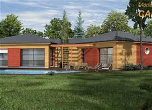 n15 With plan de maison 120m2 7 maison cube 100 hci constructions