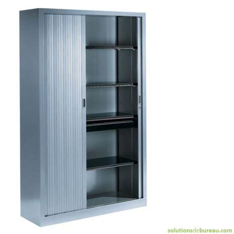 armoire metallique de bureau armoire bureau métallique monocouleur