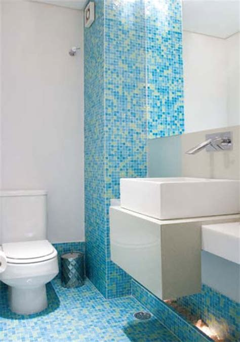 baby blue bathroom tile ideas  pictures