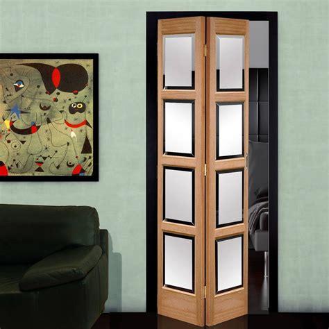 interior cpebosb style custom oak bi fold door