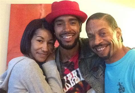 Oryan Omarions Brother With Mother And Father