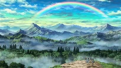 Choose Pokemon Scenery Pokemon Trailer Beano Rainbow
