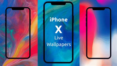 Download Iphone X Live Wallpapers For Android [static