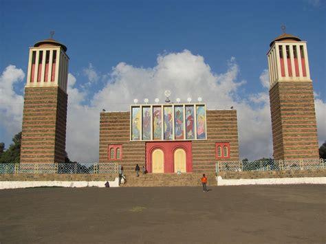 Free photo: Eritrea, Building, Towers, Church - Free Image ...