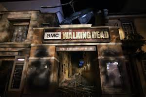 Universal studios hollywood has released behind the scenes footage where special effects genius and executive producer greg nicotero explains how he is. The Walking Dead Attraction closes at Universal Studios ...
