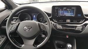 Essai Toyota Chr 1 2 Turbo : premier essai toyota c hr 2018 ecolo auto ~ Medecine-chirurgie-esthetiques.com Avis de Voitures
