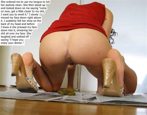 giantess scat captions