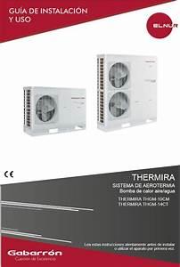 Instruction Manual Aerothermal Thermira Monoblock