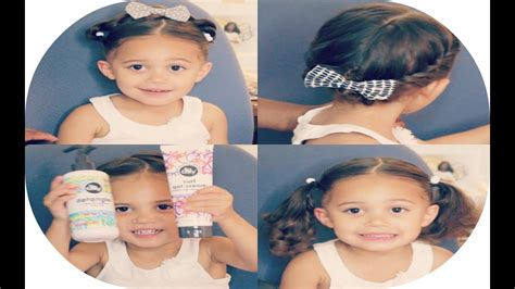 3 QUICK & EASY SUMMER HAIRSTYLES FOR LITTLE GIRLS MIXED