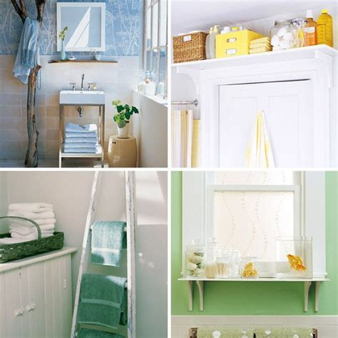 Small Space Bathroom Storage by Small Space Bathroom Storage Solutions Around The House