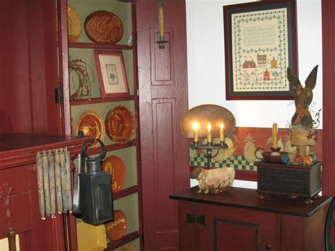 primitive country kitchen ideas pinterest