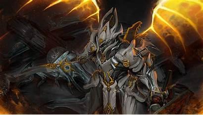 Warframe Chroma Prime Sentient Slayer Glint Kevin