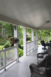 50 Covered Front Home Porch Design Idea Pictures Front Porch Rocking Chairs For Decoration