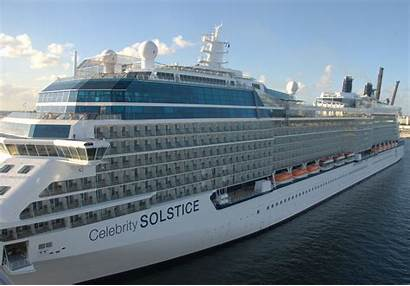Solstice Celebrity Cruise Ship Cruises Ships Port