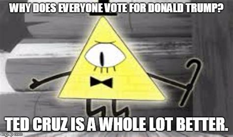 Bill Cipher Memes - bill cipher s election imgflip