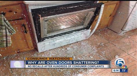 shattering oven doors youtube