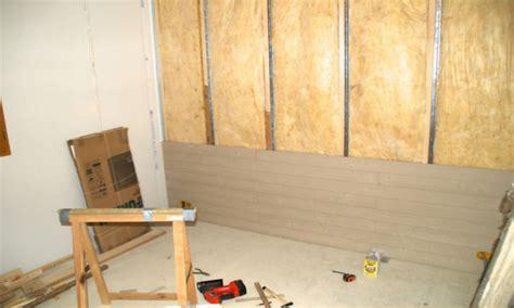 facade meuble cuisine bois brut poser du lambris bois mural