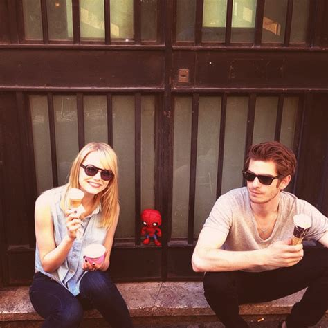 Emma Stone And Andrew Garfield On Tumblr