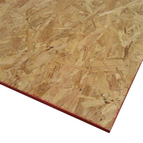 lowes osb flooring oriented strand board common 7 16 in x 2 ft x 4 ft actual 0 435 in x 23 75 in x 47 75