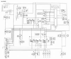 Fog  Fz150i Electrical Diagram