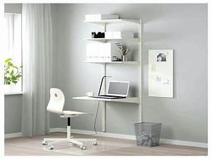 Ikea Bureau Angle : bureau dangle design et gain de place ~ Melissatoandfro.com Idées de Décoration