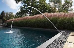 Fontaine A Eau Exterieur : piscine d 39 ext rieur fontaine eau home pool lavoir ~ Carolinahurricanesstore.com Idées de Décoration