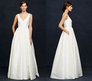 jcrew wedding dresses for the preppy bride preppy With preppy wedding dresses