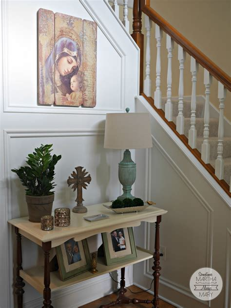 Dining Room In Entryway by New Home Tour Entryway And Dining Room Sometimes Martha