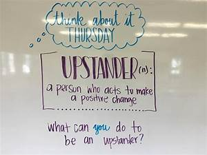 Daily Whiteboard Writing Prompts: Think About It Thursday ...