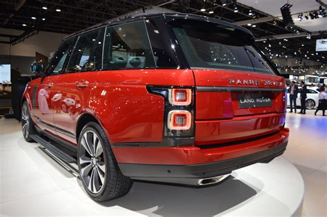 2018 Range Rover (facelift) Svautobiography Dynamic Rear