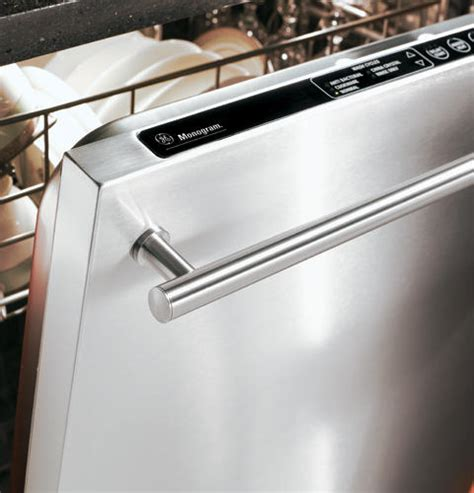 zbdnss ge monogram fully integrated dishwasher monogram appliances