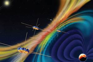 NASA's Magnetospheric Mission Passes Major Milestone | NASA