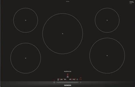 kookplaat zwart bol siemens eh877fvb1e zwart inbouw inductiekookplaat