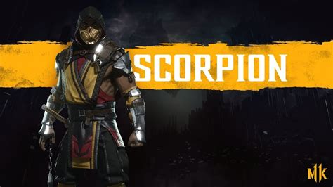 Scorpion Mortal Kombat 11 4k 3840x2160 41 Wallpaper