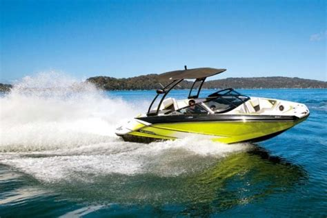 Scarab Boats 215 Review by Scarab 215 Ho Impulse Review Trade Boats Australia