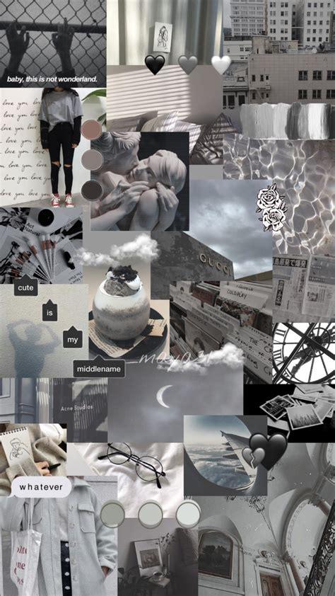 picsart edit wallpaper aesthetic grey image by ik foto