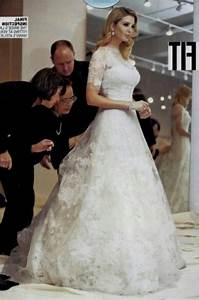 29 best ivanka trump39s wedding images on pinterest short With ivanka wedding dress