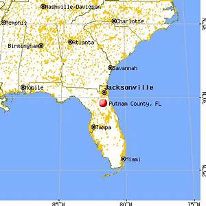 Putnam County, Florida detailed profile - houses, real ...